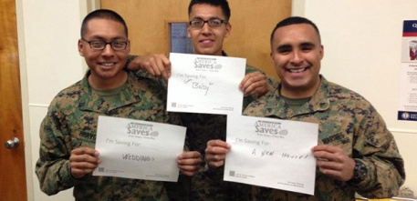 Military Bank Promotions for Military Saves Week 2015